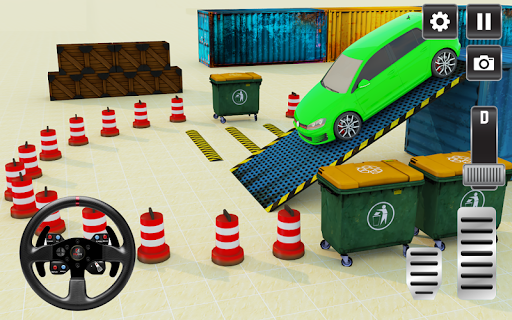 Unique Car Parking Game: Real Car Drive Challenges  Screenshots 6