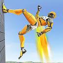 Speed Robot Crime Simulator - Drone Robot games