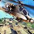 Gunship AirStrike BATTLE: Helicopter GUNSHIP Game.