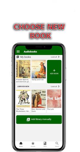 Audiotales - Free audiobooks. Librivox. apktram screenshots 7
