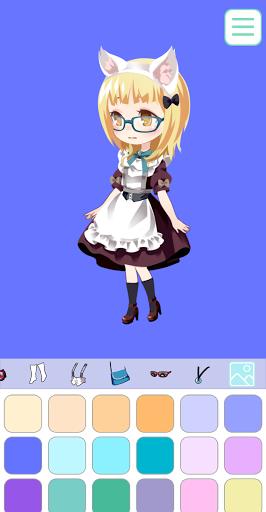 Favorite girl : Dress up game  screenshots 7