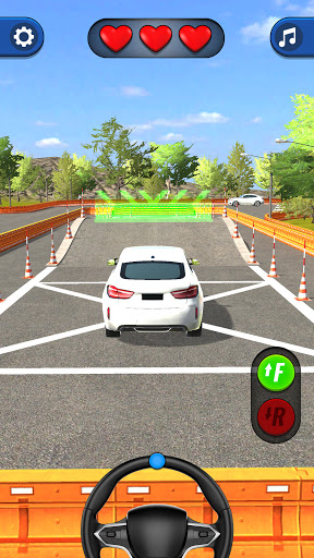 Driving School Test screenshots 2