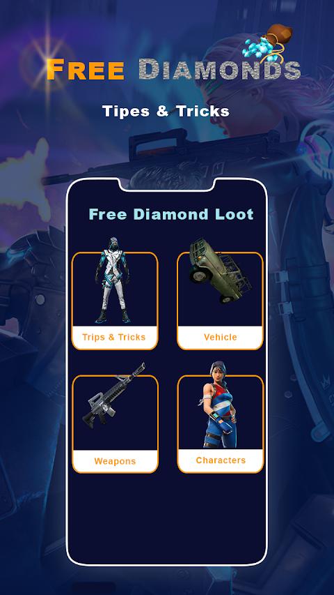 Daily Free Diamonds for Free Guideのおすすめ画像4