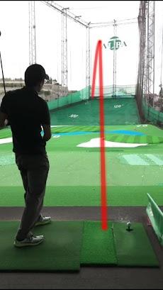 ゴルフスイング軌道 - 残像ゴルフスイングのおすすめ画像4