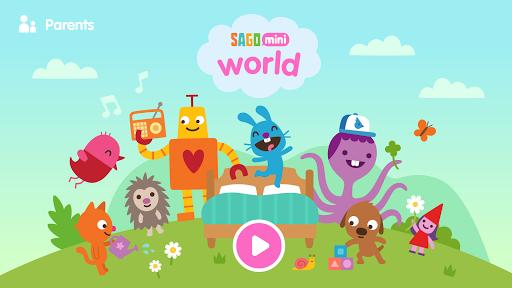 Sago Mini World: Kids Games  screenshots 1