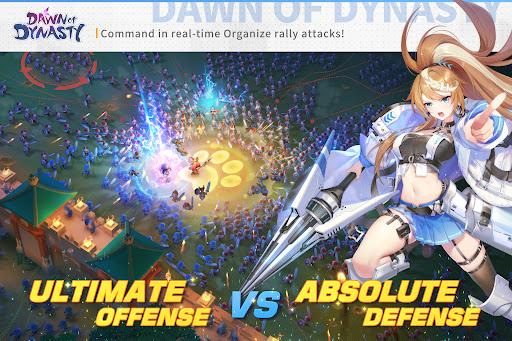 Dawn of Dynasty apkpoly screenshots 5