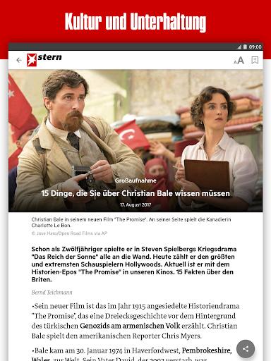 stern - Aktuelle Nachrichten  screenshots 15