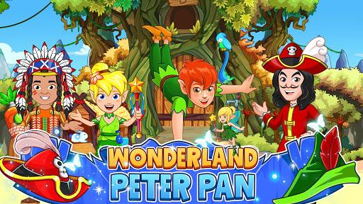 Wonderland : Peter Pan  screenshots 1