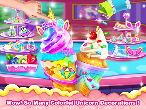 Ice Cream Cone Cupcake-Cupcake Mania 1.5 Screenshots 4