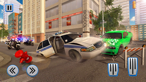 Police Moto Bike Chase Crime Shooting Games 2.0.14 screenshots 22