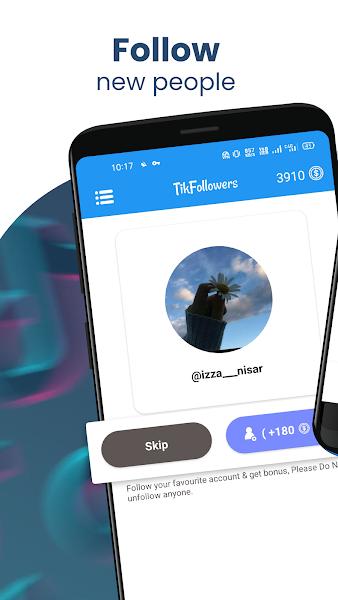 TikFollowers - Followers & Likes for Tik Profiles