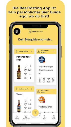 Beer Tasting Bier Guide Community Apps Bei Google Play