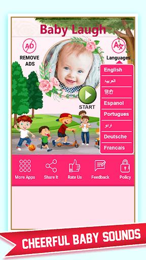 Baby Laugh screenshots 1