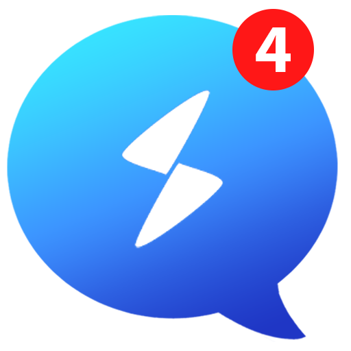 Messenger for Messages, Video Chat for free