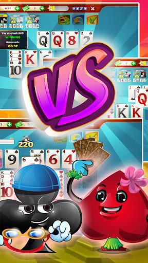 solitaire showdown 2 screenshot 2