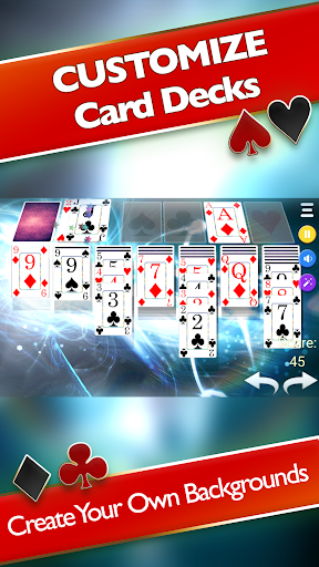 Solitaire 3D - Solitaire Game 3.6.5 screenshots 2
