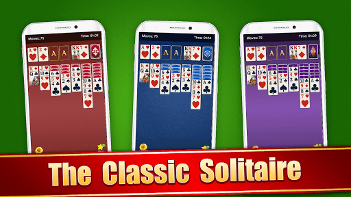 Solitaire - Classic Solitaire Card Games apkpoly screenshots 3