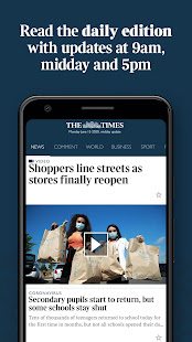 The Times & The Sunday Times 7.2.0 Screenshots 1