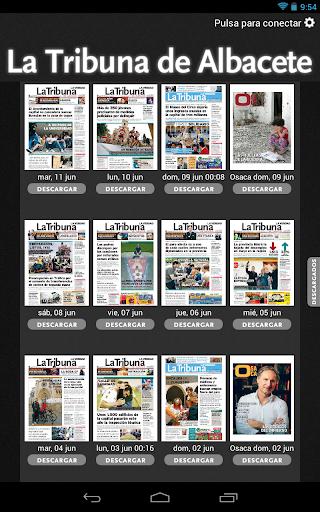 La Tribuna de Albacete 2.6 screenshots 6