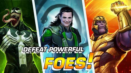MARVEL Puzzle Quest: Join the Super Hero Battle! screenshots 19