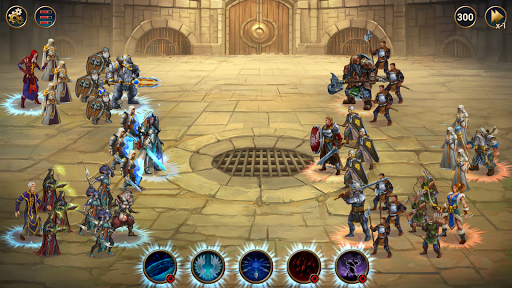 Chaos Lords: Stronghold Kingdom - Medieval RPG War screenshots 13