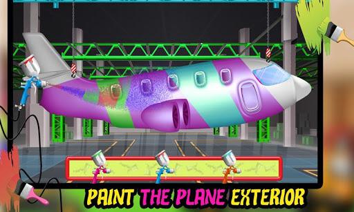 Build an Airplane u2013 Design & Craft Flying Plane 1.0.8 screenshots 4