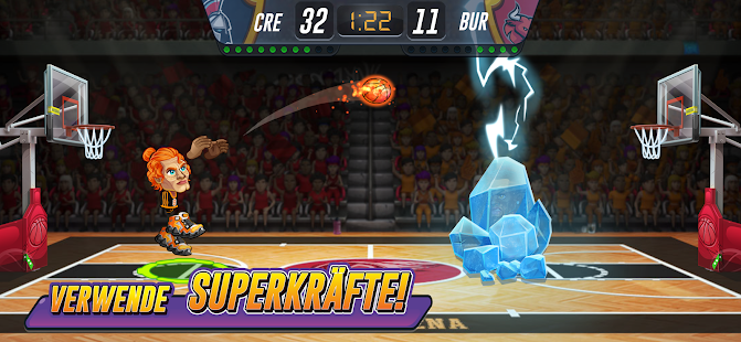 Basketball Arena Screenshot