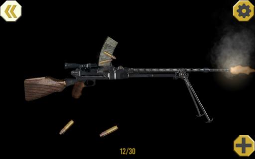 Machine Gun Simulator Ultimate Firearms Simulator 2.1 screenshots 4