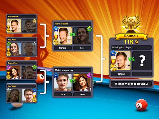 8 Ball Pool 5.1.0 screenshots 13