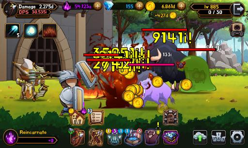 Grow Idle Archer 3.1.8 screenshots 6