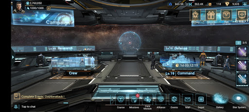 Infinite Galaxy 1.1.4 screenshots 6