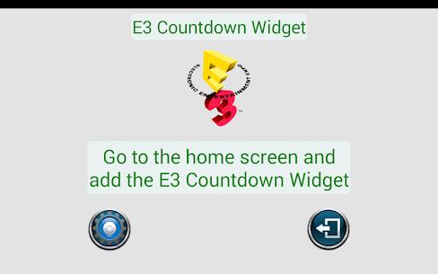 Descargar E3 Countdown Para PC ✔️ (Windows 10/8/7 o Mac) 6