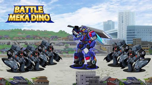Robotforce - Mechadino : Triceratops 1.2 screenshots 5