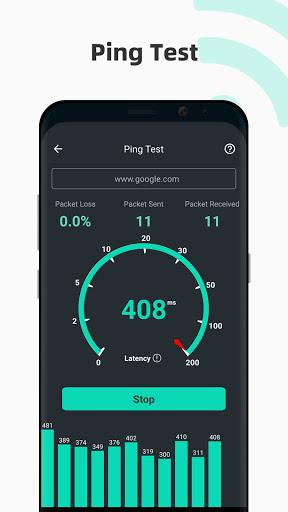 Internet speed test Meter- SpeedTest Master android2mod screenshots 6