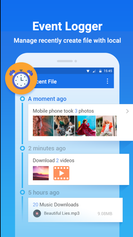 EZ File Explorer - File Manager Android 2020 poster 2