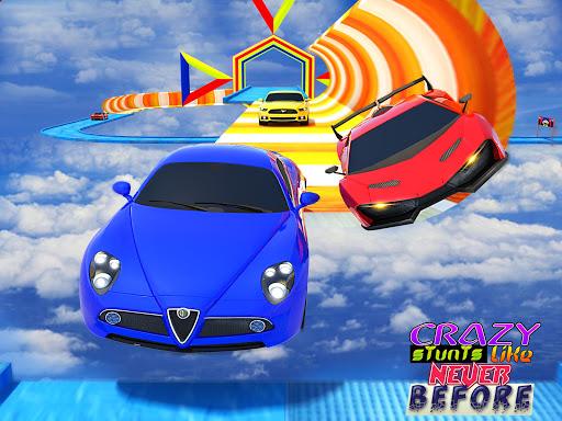 Extreme Car Driving - GT Racing Car Stunts Race 3D 1.0 screenshots 11