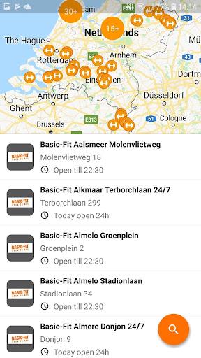 Basic-Fit Online 9.0.4 Screenshots 5