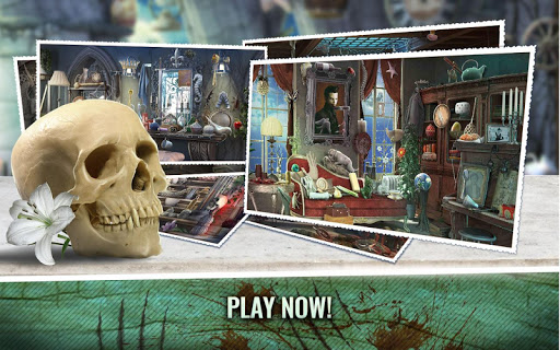 Vampire Hidden Object Games u2013 Sacred Relic Hunt screenshots 14
