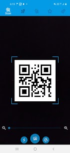 QR and Barcode Scanner PRO 1