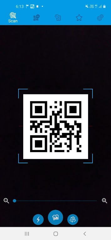 QR and Barcode Scanner PRO  poster 0