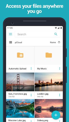 pCloud: Free Cloud Storage 3.2.0 Screenshots 1