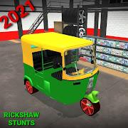 Modern Tuk Tuk Auto Rickshaws : Mega Driving Games
