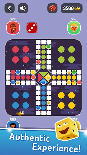 Ludo Parchis: Classic Parchisi Board Game 2.0.38 Screenshots 1
