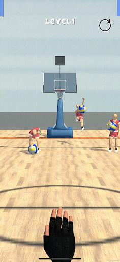 Ultimate Dodgeball 3D apklade screenshots 2