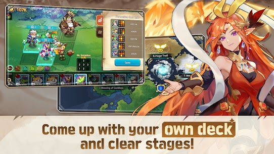 IDLE LUCA Mod Apk (ONE HIT to Kill) Download 2