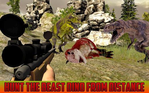 Jungle Dinosaurs Hunting Game - 3D screenshots 14