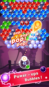 Bubble Shooter Genies 2