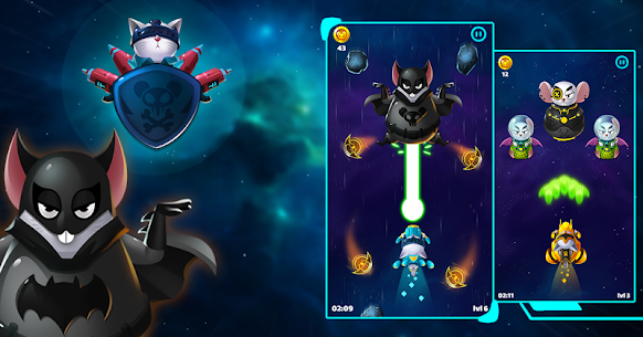 Cat Invaders  Galaxy For Pc – Free Download On Windows 10, 8, 7 1