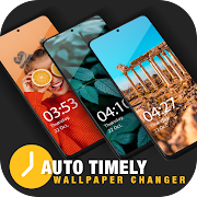 Auto Timely Wallpaper Changer
