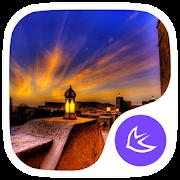 sunset-APUS Launcher theme